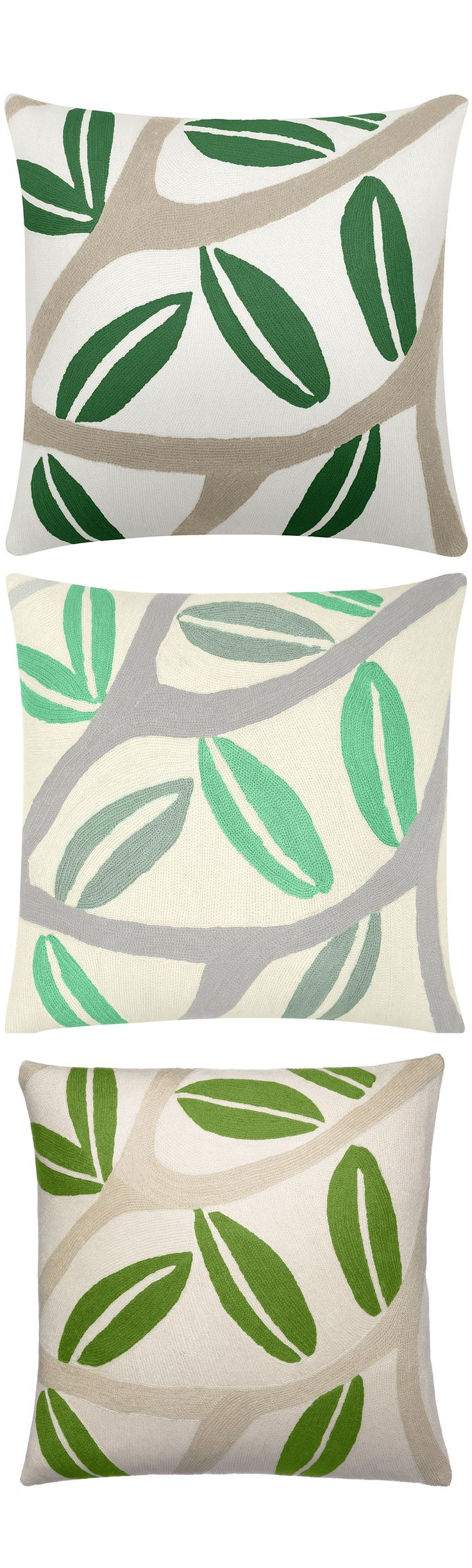 Decorative Pillows For Bed Green : 17 Best images about Green Pillows on Pinterest Green pillow covers, Cushions and Pinterest pin
