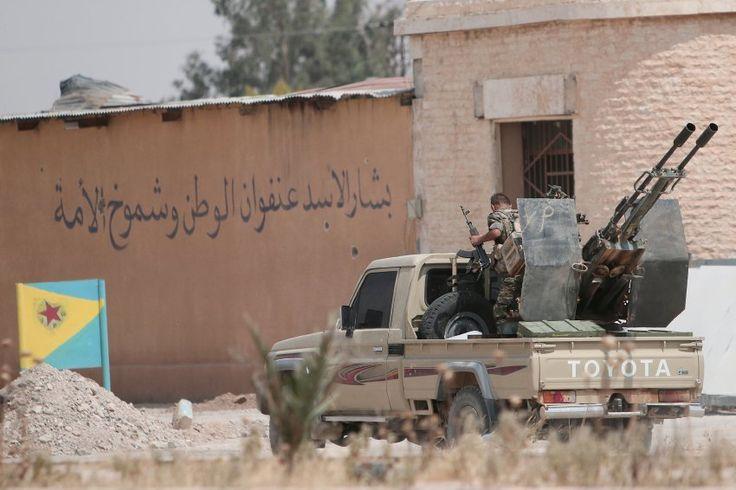 Die Kurden eilen in Syrien zum nächsten militärischen Erfolg: Sie haben Assads…