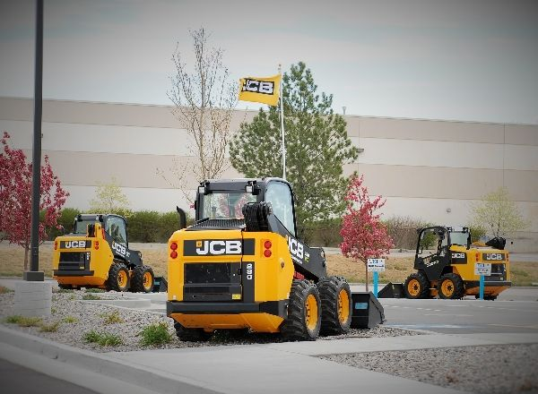 Visit the Top JCB Dealer for Telehandlers, Compactors, Backhoe Loaders & More in Utah
