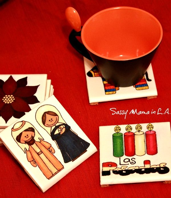 161 best images about easy arts and crafts ideas for for Drink coaster ideas