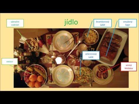 Česká štědrovečerní večeře / Czech Christmas Eve's Dinner - YouTube