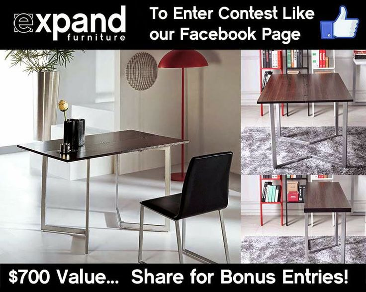 Win a $700 Console to Dining Table | All kinds of Giveaways in one place! Daily Updating! Why bother wasting your time?