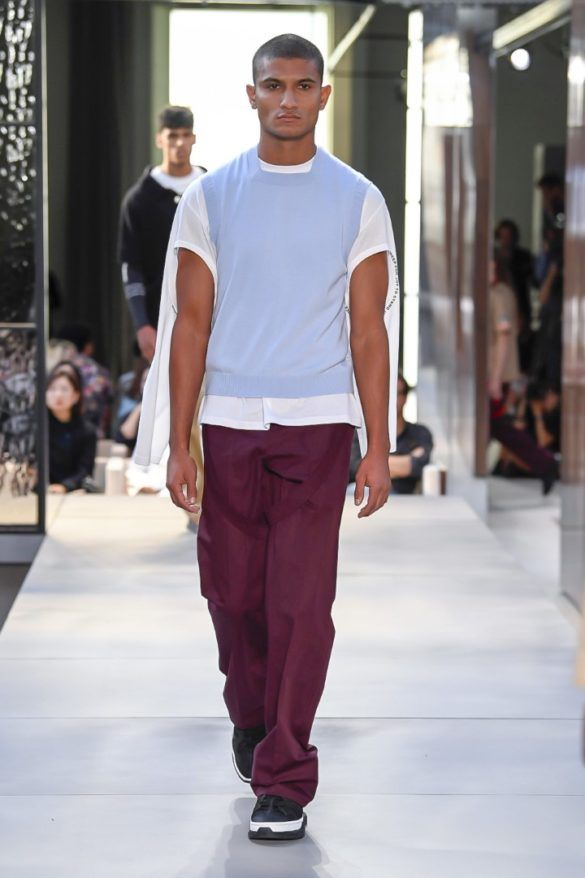 Burberry Spring Summer 2019 Menswear Ready-to-Wear Collection