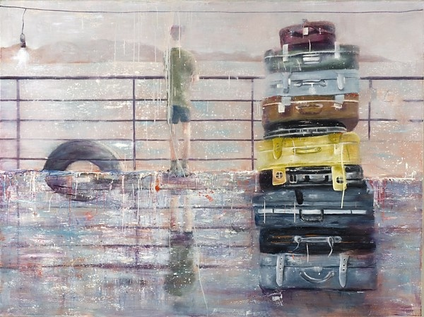 """Frank Brunner - """"Waiting"""""""