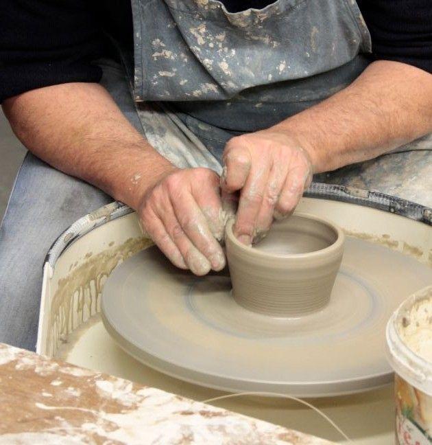 Opleiding Pottenbakken - Workshop   Kunst en ambacht   opleidingen Syntra West