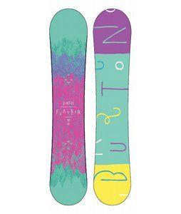 Burton Feather Wide Snowboard. My board     I'm obsessed so pretty!