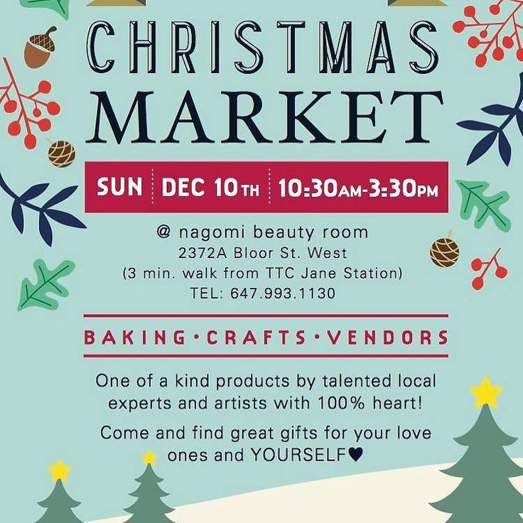 Look where we're popping up this holiday season! Come by @nagomibeautyroom for her annual #christmasmarket on Sunday Dec. 10th frm 10:30am till 3:30pm in Bloor West Village to say hello!  Hope to see you there! #organicbabyclothes #babyapparel #babygift #holidaygifts #holidayfun #babylove