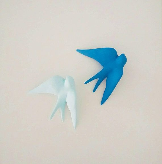 Check out this item in my Etsy shop https://www.etsy.com/listing/598689851/swallows-ceramic-swallows-traditional