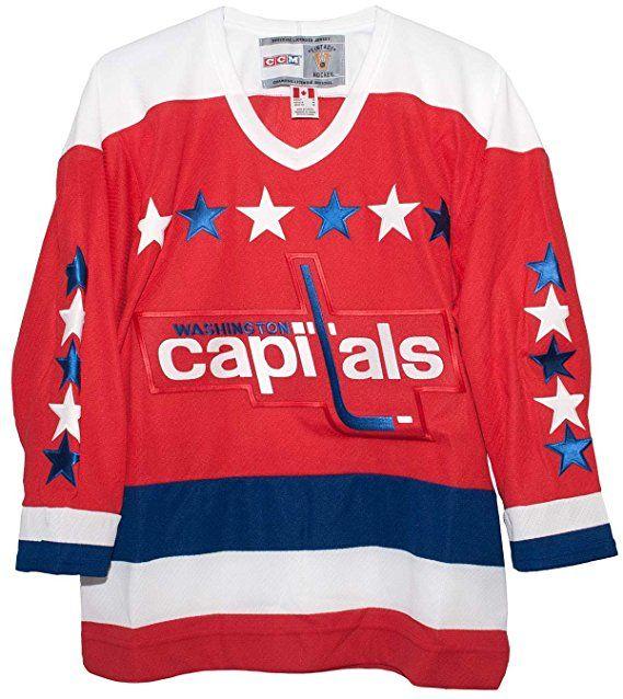 vintage capitals jersey