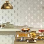 Bright White Tiles