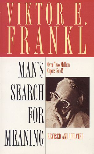 essay on mans search for meaning by viktor frankl Viktor frankl's wife,  a theoretical essay 'logotherapy in a nutshell'  man's search for meaning was written upon frankl's return to vienna after.
