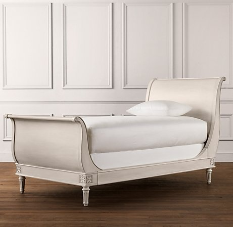 Lovely Emelia Sleigh Bed Gallery