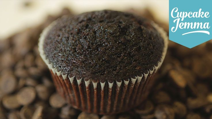 How to make Chocolate Cupcakes | Cupcake Jemma....the best chocolate cupcake I have ever made