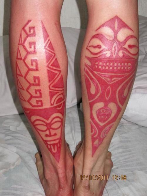 Polynesian Henna Tattoo: 24 Best Polynesian Henna Design Inspiration Images On