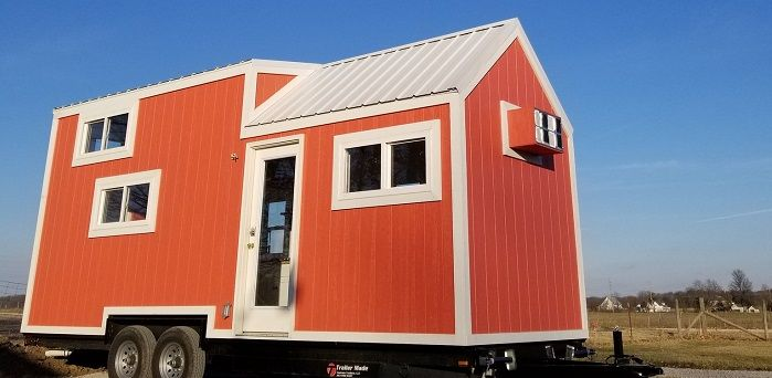 Indianapolis Motor Speedway president announced Monday the track is offering up 15 tiny houses for rent during the Indianapolis 500.