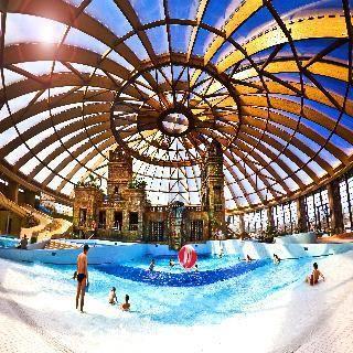 Silkway Tour - Aquaworld Resort Budapest
