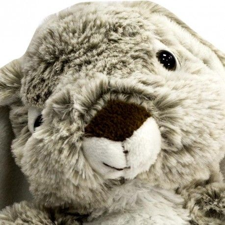 Conejo Peluche Boutique Collection - Sabemos que a los peques le encanta, pero nada más adorable que un peluche esponjoso y tierno para regalar en San Valentín o aniversario - lacestamagica.com