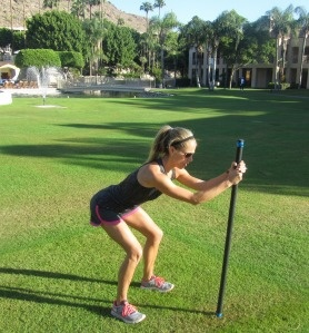Body Bar Monday Move : Lower Body by Heather Hughes