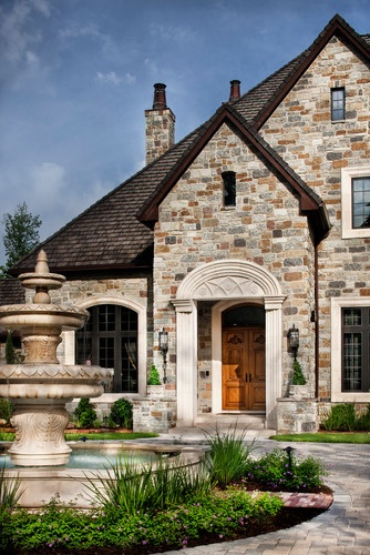 Wonderful JAUREGUI Architecture Interiors. Manor HomesExterior ...