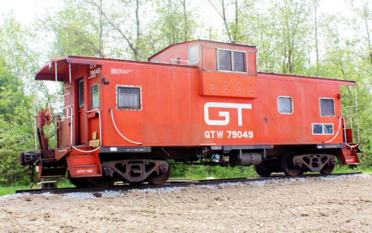 Caboose Doubles As Rustic Cabin At Nestle Inn Gladwin