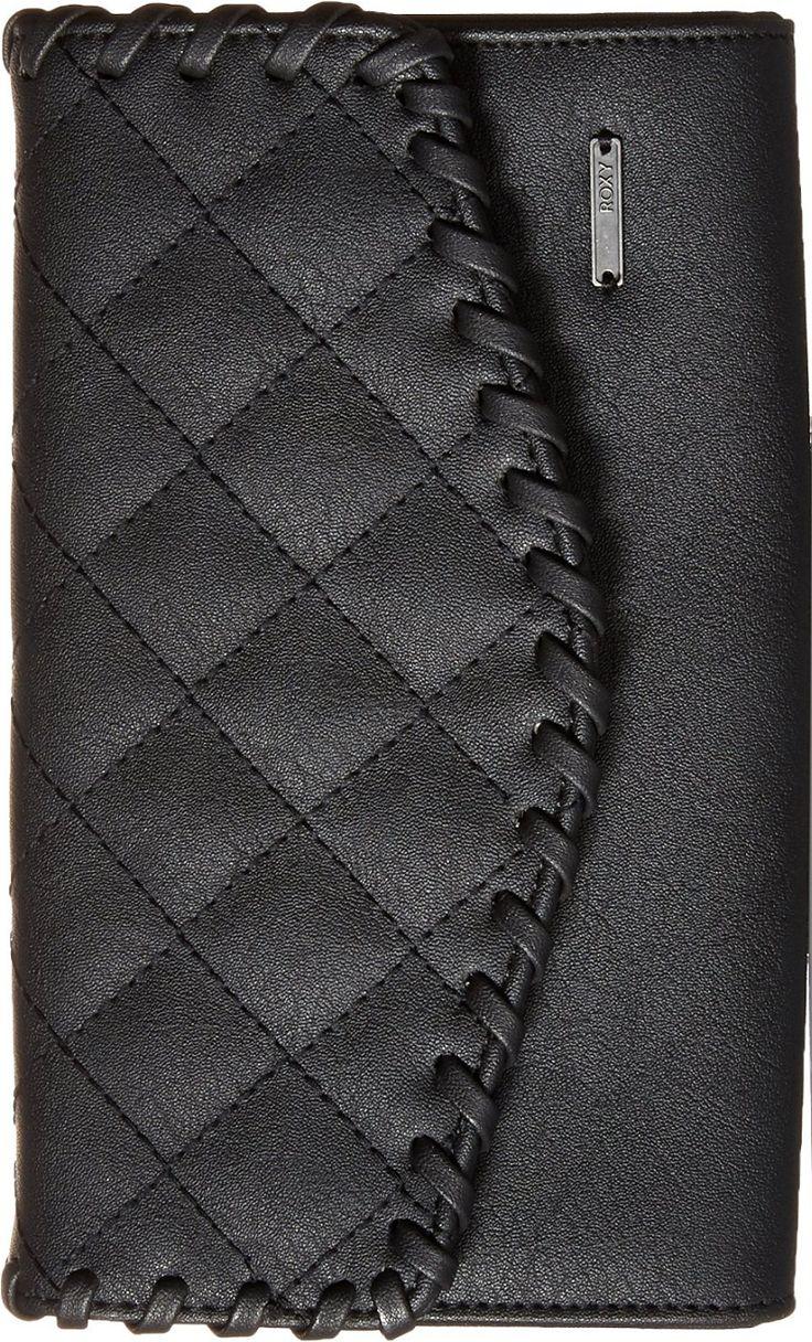 •Website: http://www.cuteandstylishbags.com/portfolio/roxy-true-black-birdcage-wallet/ •Bag: Roxy True Black Birdcage Wallet