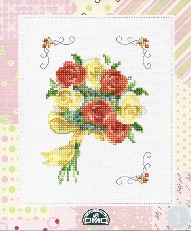 Gallery.ru / Фото #73 - Kanaviçe-Cross Stitch Card Collection Maria Diaz-2014 - tymannost