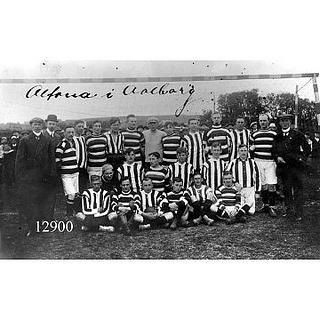 Aab football team meets Altona  in 1912 by Aalborg Stadsarkiv, via Flickr