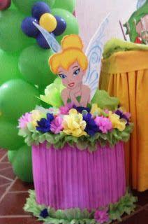 Piñatas Tinkerbell, lovely