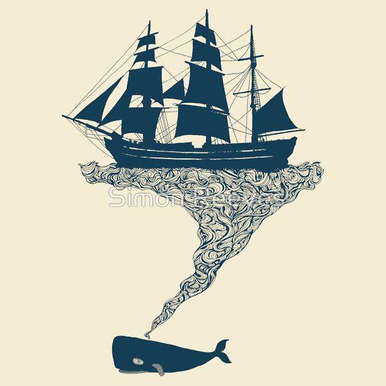 Exhaling flotsam T-Shirts & Hoodies by Simon Reeves | Redbubble