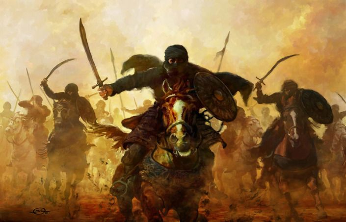 Cavalerie islamique
