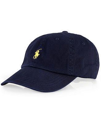 Polo Ralph Lauren Hat, Core Classic Sport Cap