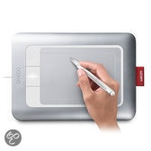 Wacom Bamboo Fun Pen & Touch M- tekentablet medium,   compatibel met mac?  159 euro via bol.com