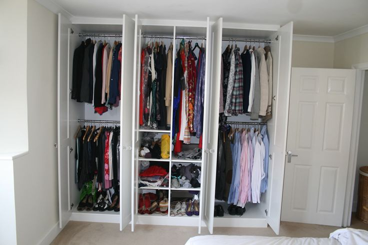 Fitted Wardrobes - Walton, Weybridge, Claygate, Thames Ditton, Cobham, Esher, Guildford, Woking Surrey