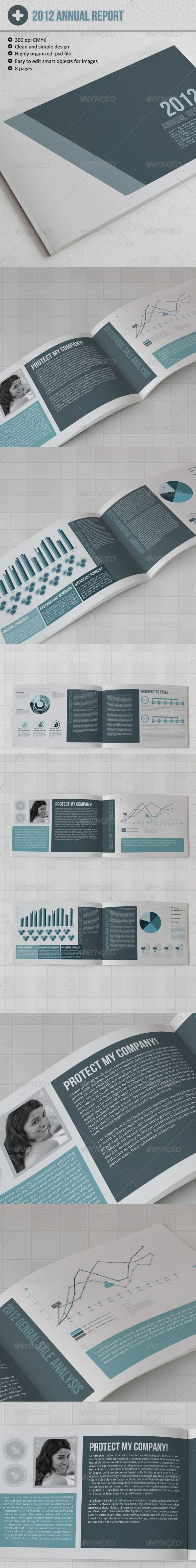 Print Templates - Infographic Brochure Template | GraphicRiver