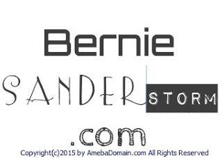 AmebaDomain.com: Typo : BernieSanderStorm.com