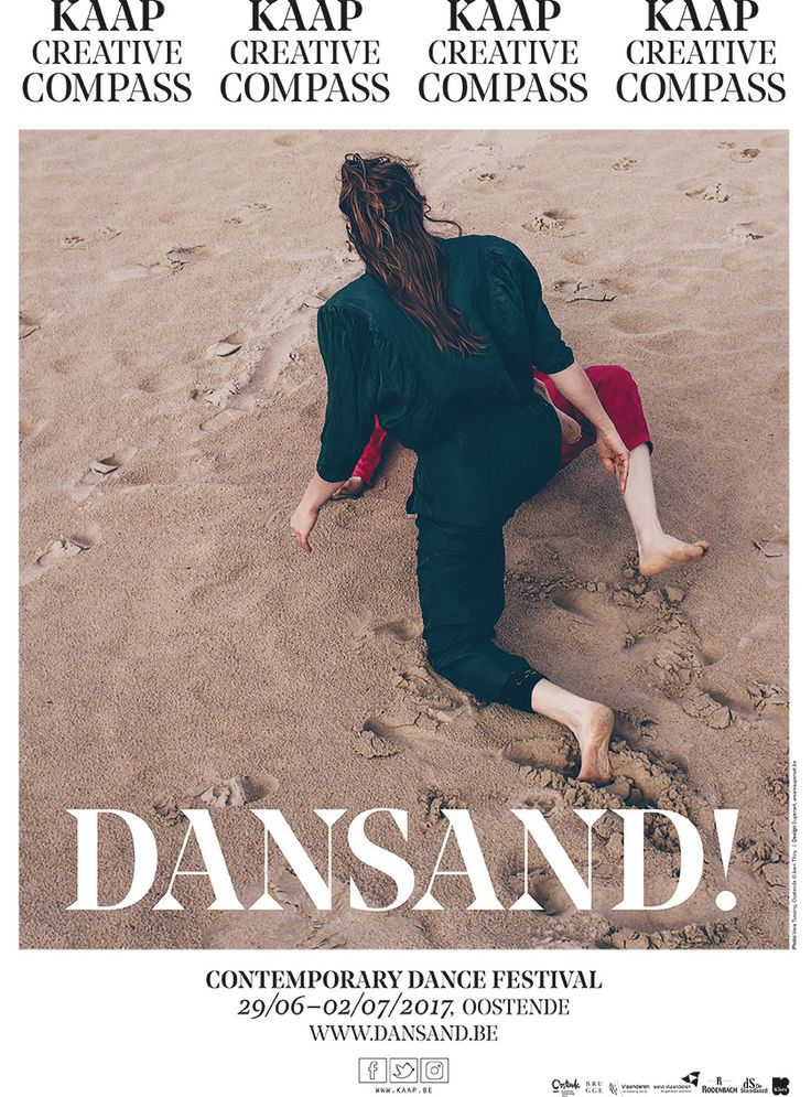 Ostende - Dansand 2017