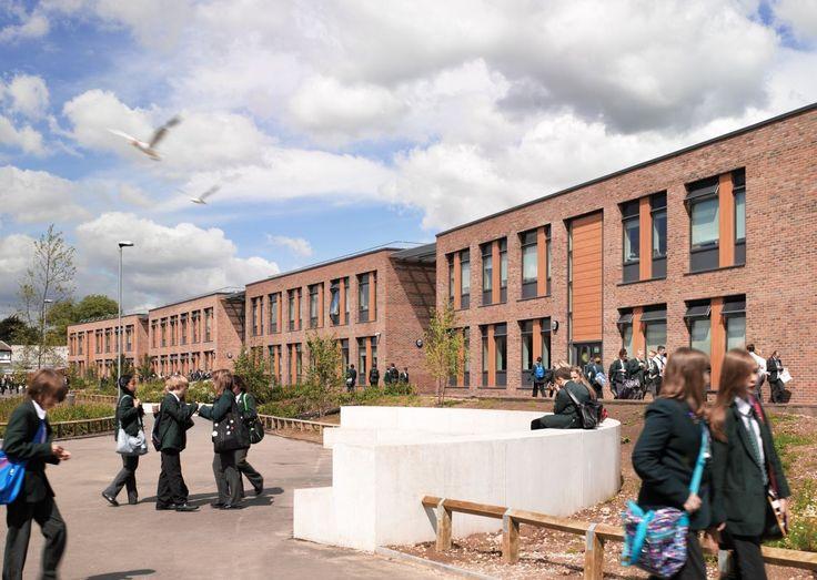 Escola Castle View,© Alan Williams