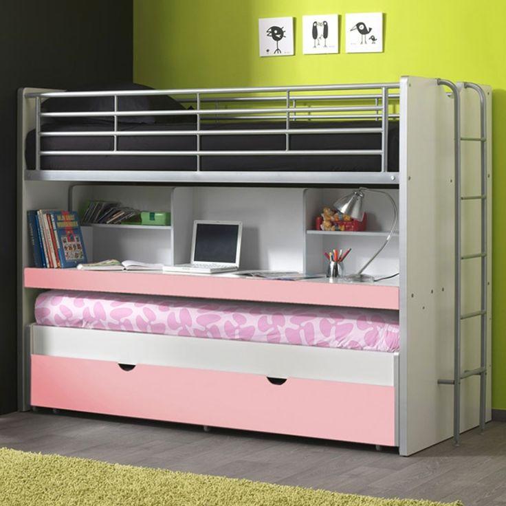 ber ideen zu hochbett schreibtisch auf pinterest kleines. Black Bedroom Furniture Sets. Home Design Ideas