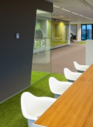 Brunel Is An International Recruitment Agency Rotterdam Office Interior Design Corporate Identity