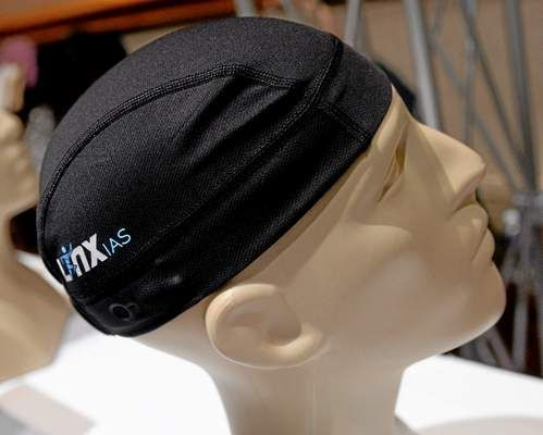 'Internet of Things' dominates CES in Las Vegas Linx IAS is showing a concussion-impact headpiece for athletes that offers real-time feedback on potential head injuries on Sunday, Jan. 4, 2015, at the Consumer Electronics Show in Las Vegas. (Photo by Gene Blevins/Los Angeles Daily News)