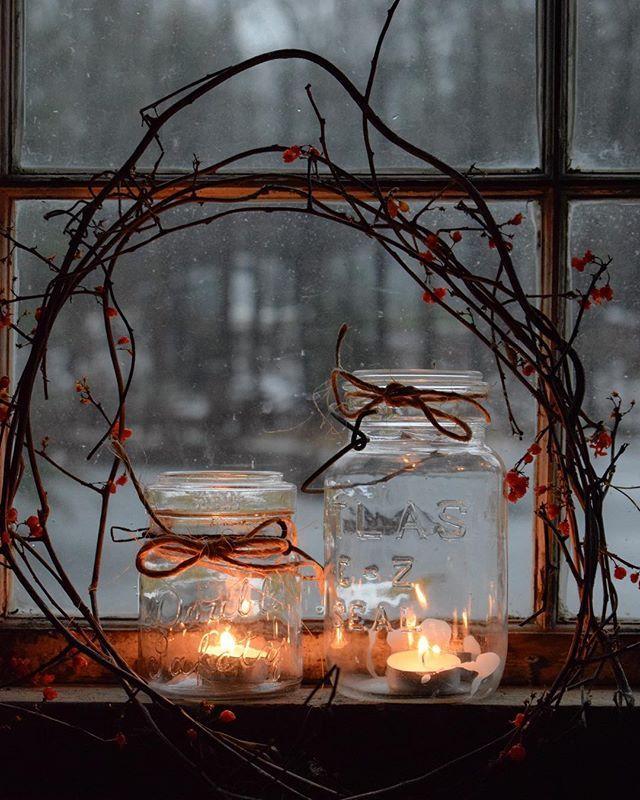 Weihnachtsdeko Material.Eenvoudige Kerstkrans Vensterbank Kerstdecoratie Kersttrends