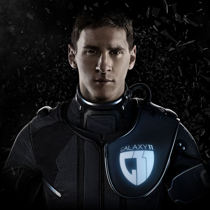 #GALAXY11 / Messi