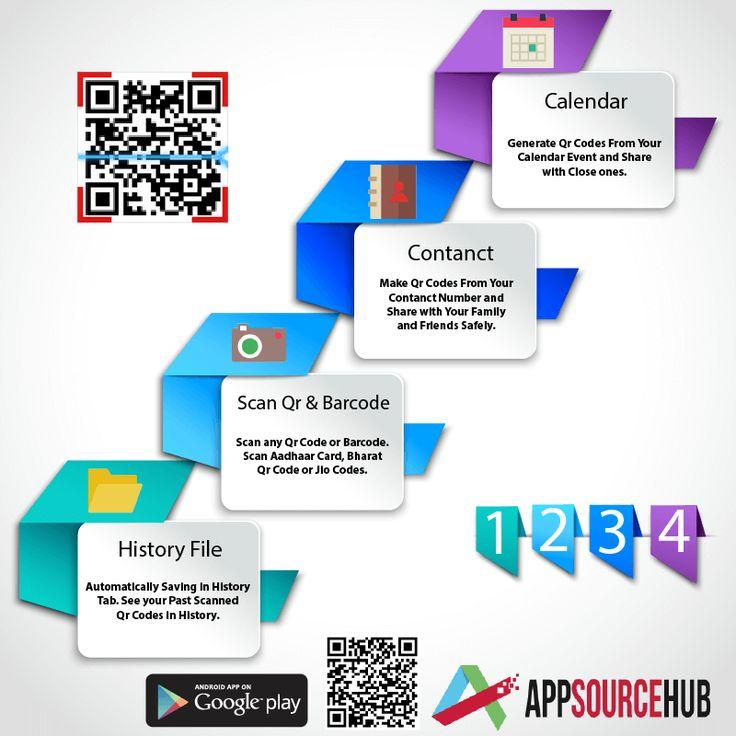 QR code Maker app
