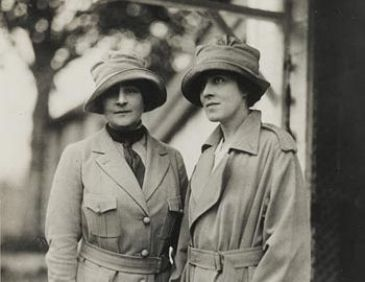 """Traveling Exhibition: """"Anne Morgan's War: American Women Rebuilding France"""" 