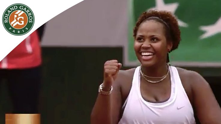 """""""When 18-year-old tennis sensation Taylor Townsend beat 21st-ranked Alize Cornet in the French Open... she did more than simply extend her thrilling Grand Slam debut by advancing to the third round... just two years ago, the U.S. Tennis Association attempted to keep her out of competition at the U.S. Open... they would not restore their support until the teen, then the top-ranked junior player in the world, lost weight."""" WELL SHE SHOWED THEM, DIDN'T SHE?"""