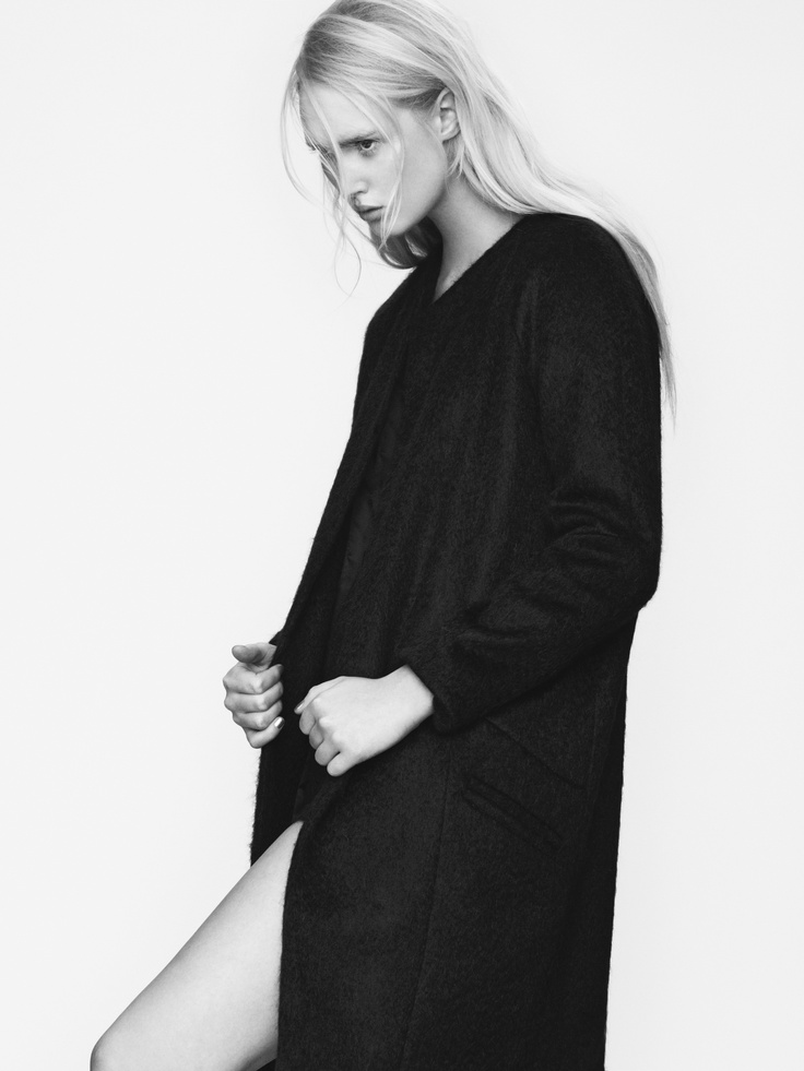 Design: Maria Carstens    Photo: Hordur Ingason  Hair/makeup: Vivi Pilgaard  #coat #fashion