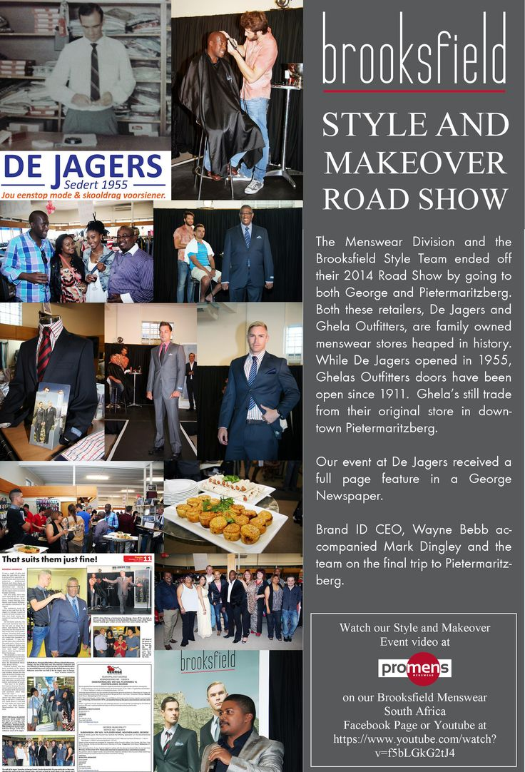 Brooksfield Styling South African Men  Makeover   #brooksfieldsa    #makeover   #styling   #stylesouthafrica  #dejagers   #george   #promens    #bloemfontein