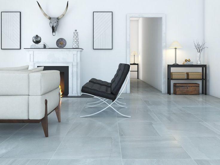 Salas de estar estilo mármol - Interceramic