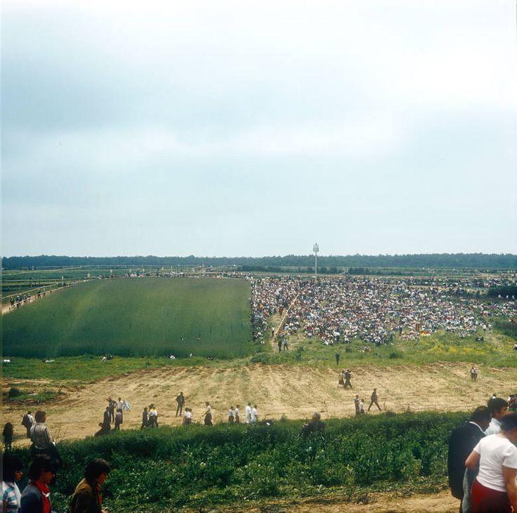 Wizyta papieża Jana Pawła II w Lublinie, 9 czerwca 1987 roku, Czuby