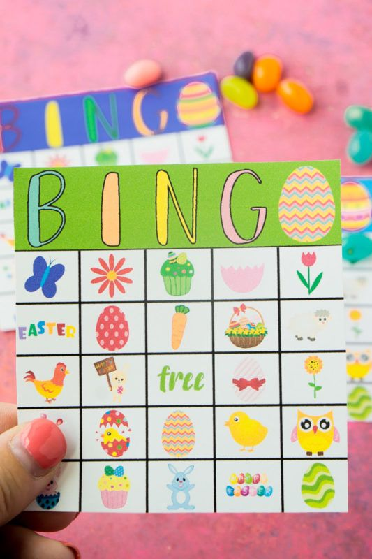 image relating to Free Printable Easter Bingo Cards named Free of charge printable Easter bingo match that will work ideal for